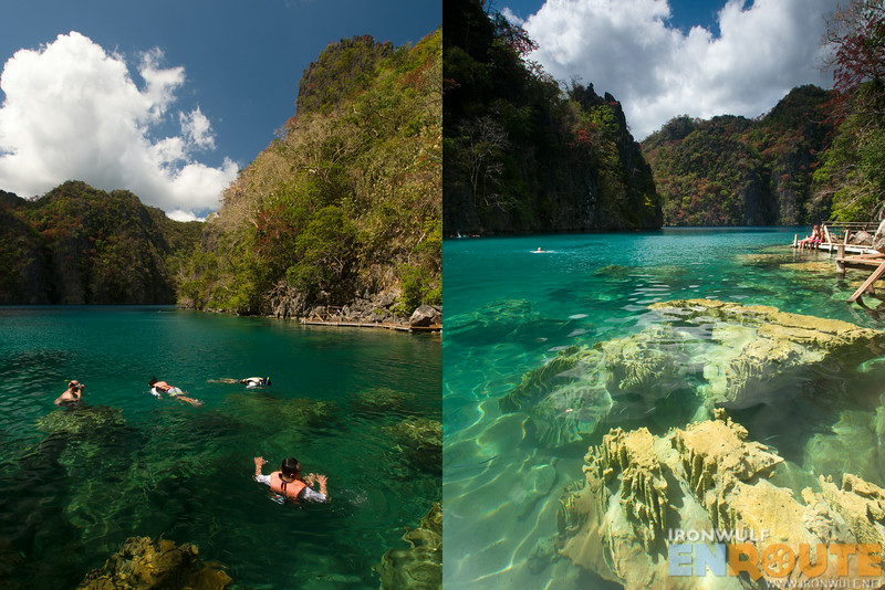 Coron: Kayangan Lake