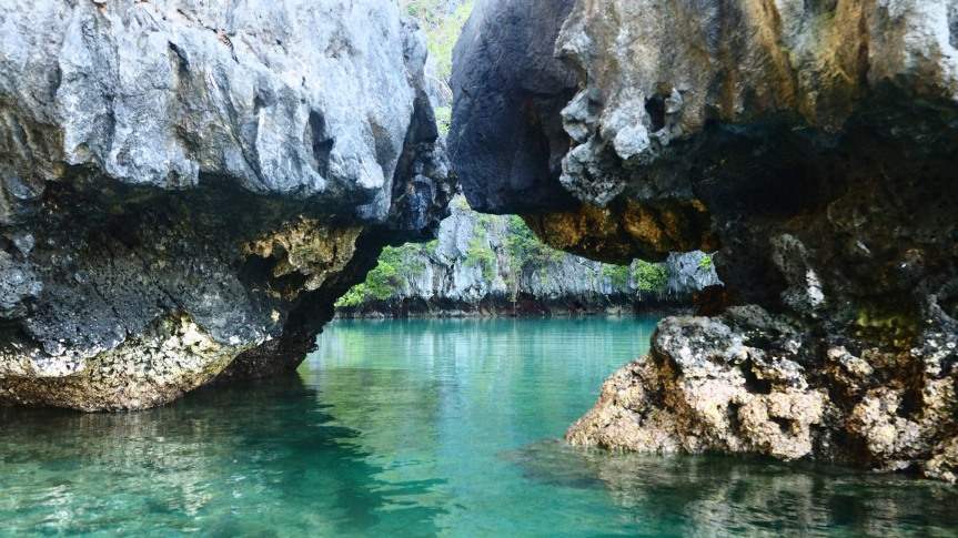 The Lagoons of El Nido: Part I