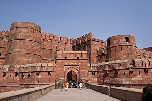 agra agra_fort