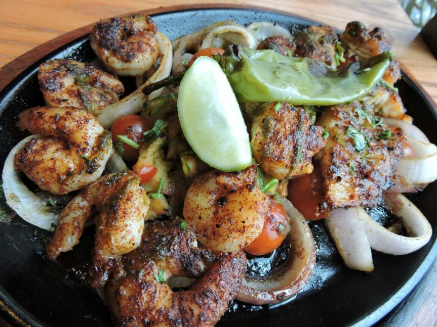 Fajita Fiesta at Chili's, Quest Mall !