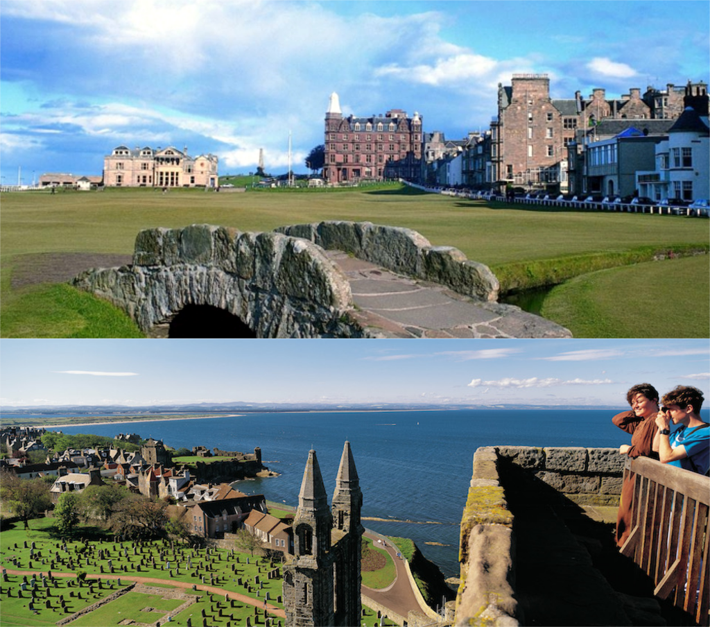 St Andrews – One of Europe's Finest Towns