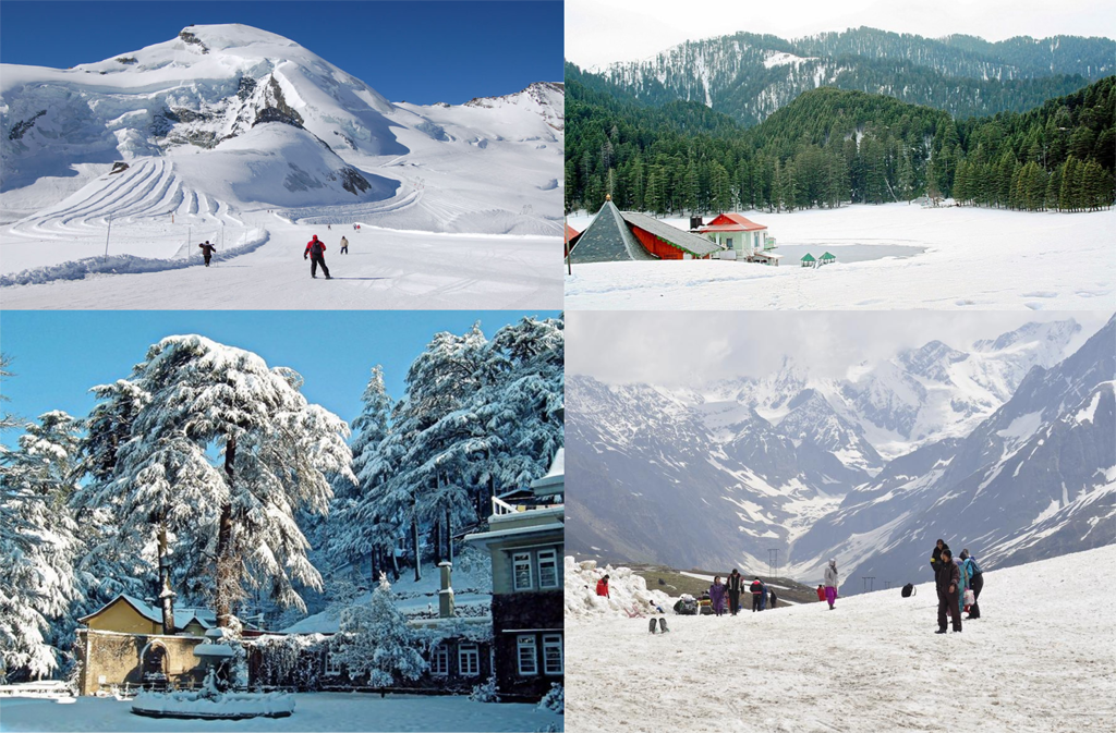 TOP AMAZING PLACES TO VISIT IN HIMACHAL PRADESH IN WINTER
