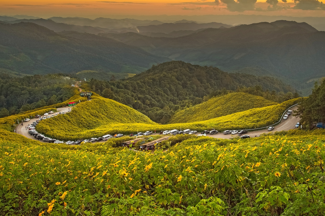Thailand-travel-guide-mae-hong-son-loop