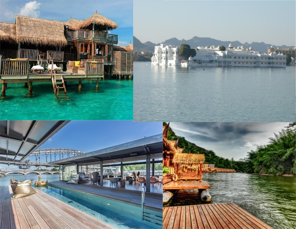Amazing Floating Hotels- Relax In Style!